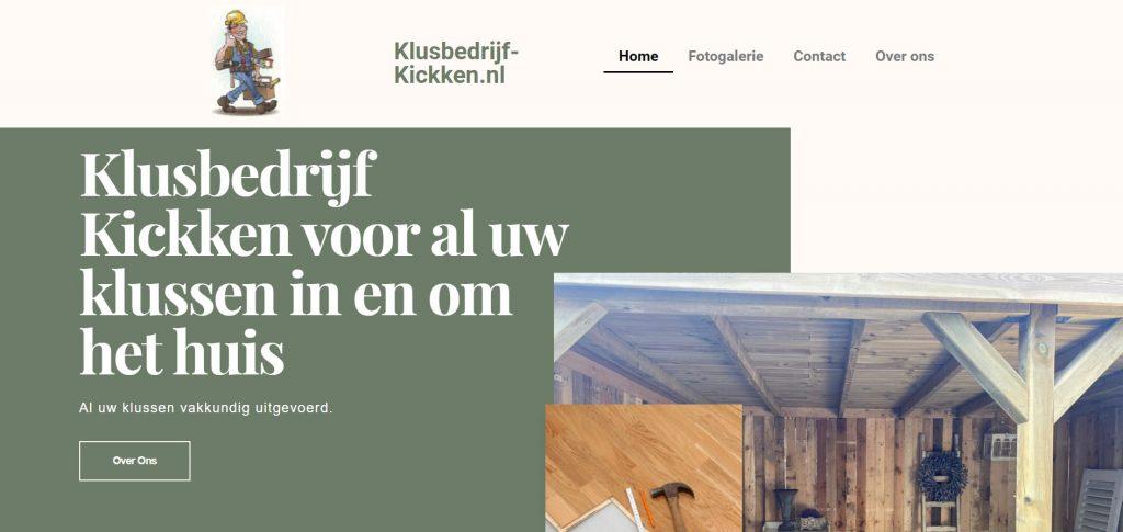 Klus- en Sloopbedrijf-Kickken